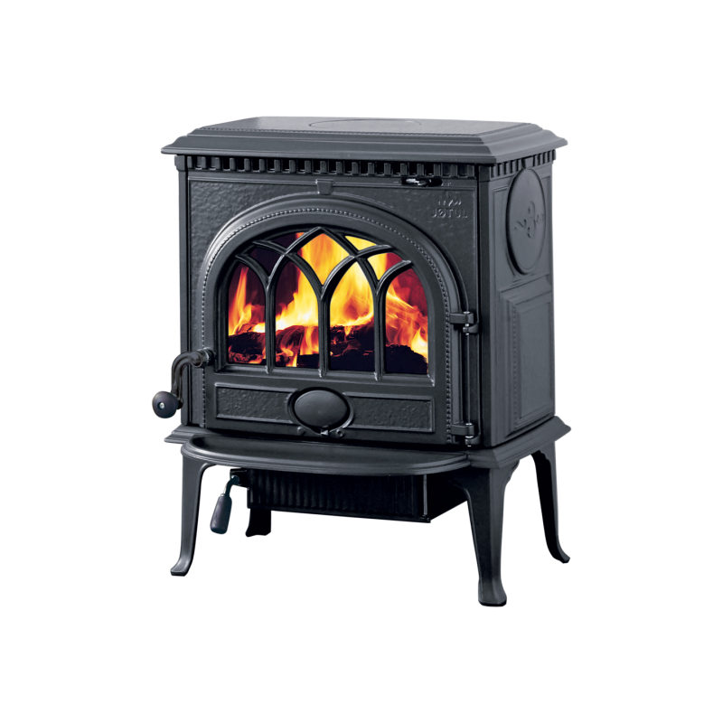 po le bois fonte rustique traditionnel jotul f3. Black Bedroom Furniture Sets. Home Design Ideas