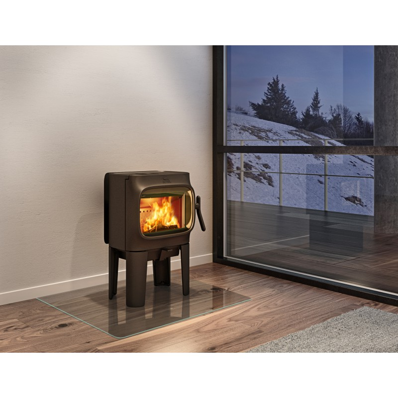 jotul f 105 small is beautifull. Black Bedroom Furniture Sets. Home Design Ideas