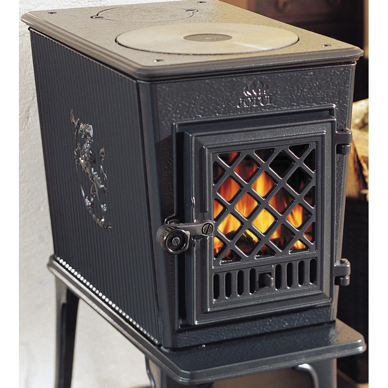 jotul f602 le best seller des po les bois vintage. Black Bedroom Furniture Sets. Home Design Ideas